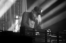 Cashmere Cat on the decks at Bestival