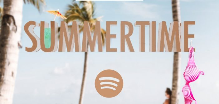 Celebrate The Summer With Our 'Summertime' Playlist - FUXWITHIT