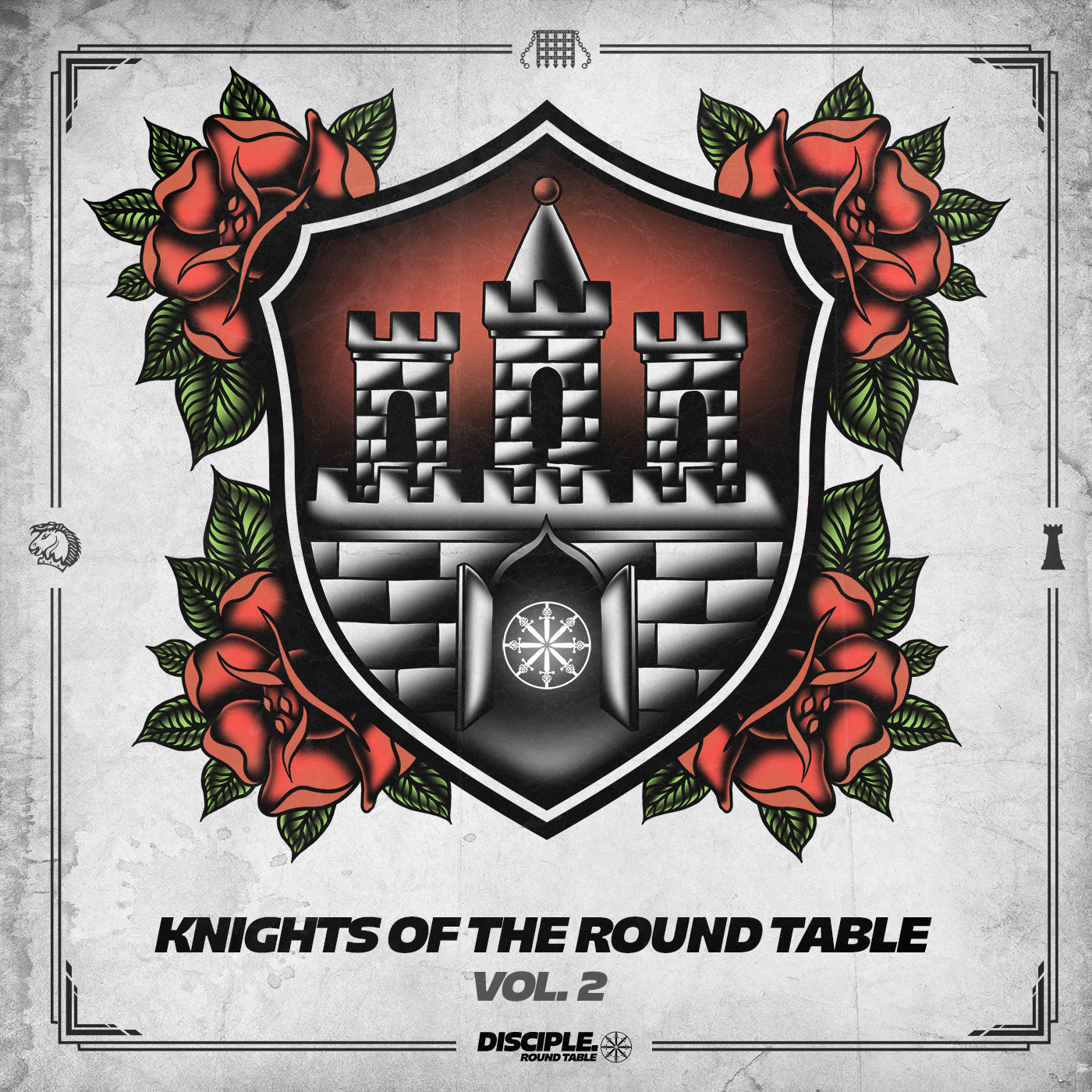 12 Knights Of The Round Table.Disciple Knights Of The Round Table Vol 2 Is Absolute Mayhem