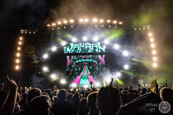 Liquid Stranger's Inaugural Wakaan Festival Emphatically